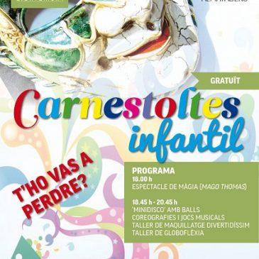 Fiesta de Carnaval Infantil