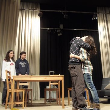 Teatro: Luces de Bohemia