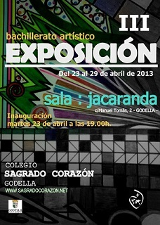 III Exposición bachillerato artístico