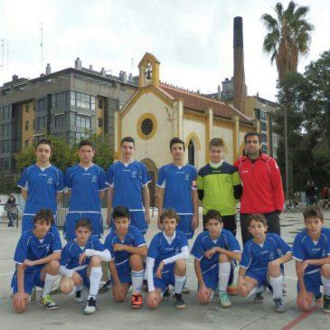 ¡Final liga equipo Infantil Masculino futbol sala!