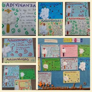 POESÍA - 4PRI - ADIVINANZAS - 09-05-18