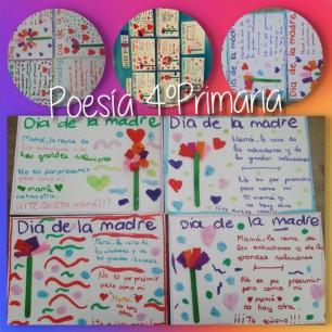 POESÍA - 4PRI - DÍA DE LA MADRE, 02-05-18