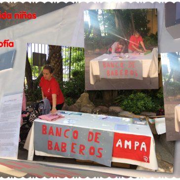 ARRANCA EL BANCO DE BABEROS
