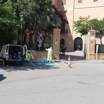 PLAZA PARA PERSONAS CON DIFICULTADES DE MOVILIDAD O DISCAPACIDAD FUNCIONAL – Plaza Santa Magdalena Sofía