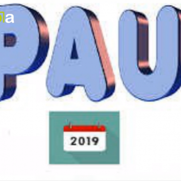 PAU JUNIO 2019