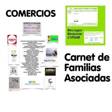 CARNETS ASOCIADOS CURSO 2019/20
