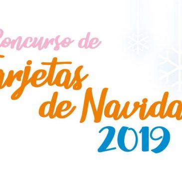GANADORES CONCURSO TARJETA NAVIDEÑA 2019 DE LA BIBLIOTECA.